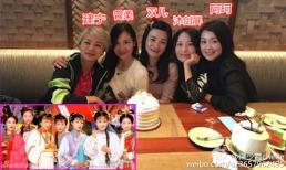 5 cô vợ của Vi Tiểu Bảo phim 'Lộc Đỉnh Ký 1998' hội ngộ sau 18 năm
