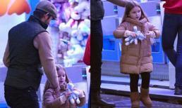 Công chúa tóc vàng Harper ngày càng xinh xắn và ra dáng thiếu nữ