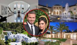 Vợ chồng Becks để mắt tới siêu biệt thự giá 4.500 tỷ đồng