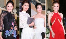Cuộc chiến sắc đẹp của những nàng Hậu trên thảm đỏ show thời trang, ai hơn ai kém?