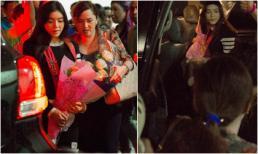 Lý Nhã Kỳ được nhà Vua và phái đoàn bộ tộc Mindanao chào đón nồng nhiệt