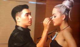 Ghy - make up artist tài hoa với trái tim thiện nguyện ấm nồng