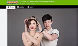 """Lý Trường Giới được báo chí Thái Lan ca ngợi là """"phù thủy"""" của ngành trang điểm Việt Nam"""