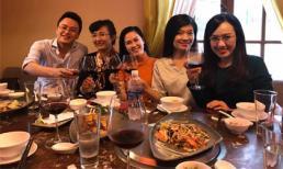 Hình ảnh đầu tiên của BTV Vân Anh sau khi rời VTV