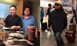 Minh Béo đã về tới Việt Nam lúc 10 giờ 30 phút sáng nay