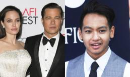 Con trai Angelina Jolie lén quay cảnh Brad Pitt nổi giận để giúp mẹ giành quyền nuôi con