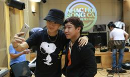 Yesung (Super Junior) khiến thí sinh hát cùng 'choáng' vì quá thân thiện