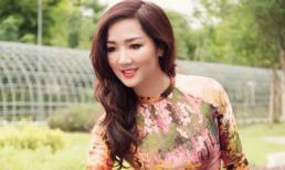 Hoa hậu Đền Hùng Giáng My khoe vẻ đẹp 'miễn nhiễm' với thời gian