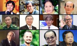 Showbiz Việt 2016 'ngập' trong nước mắt khi có hơn 20 nghệ sĩ qua đời