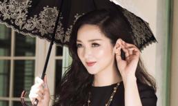 Hoa hậu Đền Hùng Giáng My điệu đà xuống phố