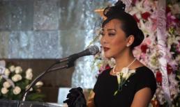 MC Kỳ Duyên nén nước mắt chia sẻ những kỷ niệm về mẹ