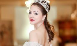 Thay hai bộ dạ hội khi làm giám khảo - Á hậu Ruby Anh Phạm như tuyệt sắc giai nhân