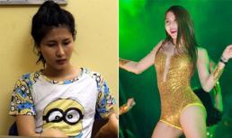 Hot girl chuyển giới Trâm Anh xuất hiện trên sân khấu sau khi ra tù