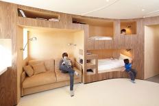 Những mẫu giường tầng tuyệt đẹp cho bé