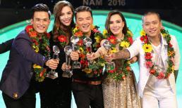 Hồ Ngọc Hà đoạt 'giải thưởng đặc biệt' của Làn Sóng Xanh
