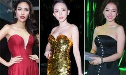 Dàn mỹ nhân Việt lộng lẫy 'đổ bộ' thảm đỏ Làn sóng xanh 2016
