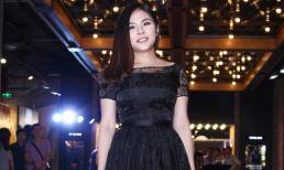 Vắng chồng, Vân Trang rủ rê em trai hotboy dự ra mắt phim đánh dấu sự trở lại