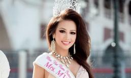 Victoria Lí Hạnh đăng quang Hoa hậu Phu nhân người Việt quốc tế 2017