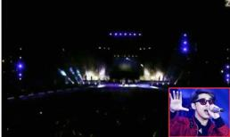Noo Phước Thịnh lên tiếng về việc bị 'biển đen im lặng' khi đang biểu diễn trên sân khấu