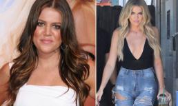 Đã qua rồi mập ú, em gái Kim Kardashian 'lột xác' khi giảm 18kg