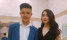Em trai Hòa Minzy bảnh bao như hot boy