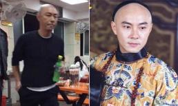 Trương Vệ Kiện già nua khó nhận ra khi ngoài 50 tuổi