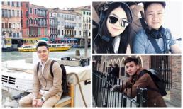 Khi sao Việt cũng là những 'con nghiện' du lịch