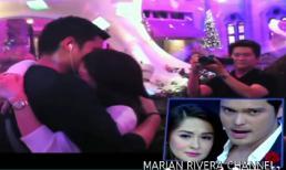 Clip cầu hôn của 'Mỹ nhân đẹp nhất Philippines' khiến fans 'phát sốt'