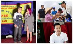 Những hành động đẹp triệu triệu người ca ngợi sao Việt năm 2016