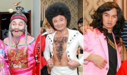 Gala Cười 2017: Ảnh hậu trường hài hước của Xuân Hinh, Tự Long, Xuân Bắc