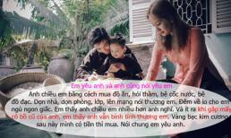 Khánh Thi - Phan Hiển: Hãy cứ yêu nhau thật nhiều bởi lệch tuổi đâu còn quan trọng