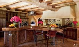 Ngắm mãi không chán những căn bếp tuyệt đẹp của người nổi tiếng