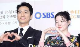 'Nàng Dae Jang Geum' Lee Young Ae đẹp không tỳ vết sánh đôi bên Song Seung Hun