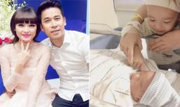 Bà xã Lê Hoàng (The Men) sinh con thứ hai?