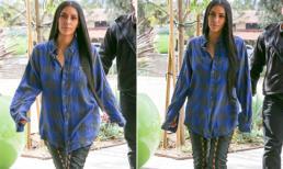 Kim Kardashian bỗng xuề xòa khó tin