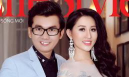 Hoa Hậu Huỳnh Thuý Anh xuất hiện quyến rũ trên bìa Lifestyle đón xuân 2017