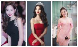 Dàn hoa hậu, á hậu đình đám của showbiz Việt đồng loạt kêu gọi bình chọn cho Lệ Hằng