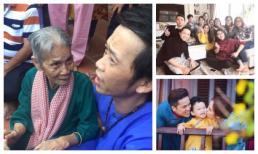 Tính cách thật của sao Việt bất ngờ 'lộ' trong những khoảnh khắc ngày Tết