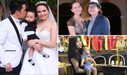 Từng bị nửa kia bạo hành đến 'thân tàn ma dại', những người đẹp Việt giờ ra sao?