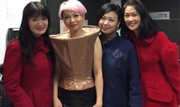 4 bà vợ của Vi Tiểu Bảo phim 'Lộc Đỉnh Ký' tích cực hội ngộ khi tuổi xế chiều