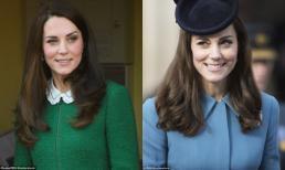 Mẹo thay đổi trong cách trang điểm giúp Công nương Kate ngày càng trẻ trung