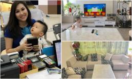 Phi Thanh Vân sắm lại loạt đồ mới trong nhà sau khi bị chồng cũ đập phá