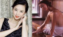Hoa hậu Hồng Kông từng bị gia đình ruồng bỏ vì sẵn sàng cởi đồ trên màn ảnh