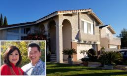 Ngôi nhà ấm cúng của vợ chồng Quang Minh và Hồng Đào ở Mỹ