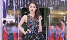 Hương Giang Idol bất ngờ xinh đẹp dịu dàng như công chúa