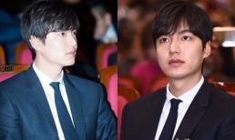 Lee Min Ho điển trai ngời ngời khi nhận giải 'Thương hiệu Quốc gia'