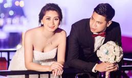 Ảnh cưới đẹp lung linh của Hoa khôi bóng chuyền Việt Nam