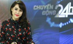 MC xinh đẹp Trúc Mai xin nghỉ việc tại VTV24
