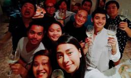 Ngô Thanh Vân tổ chức sinh nhật cùng bạn bè tại resort 5 sao