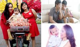 Ngưỡng mộ hành trình nuôi con bị dị tật bẩm sinh, bệnh tâm lý của các nghệ sĩ Việt